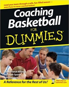 Coaching Basketball for Dummies by National Alliances of Youth Sports Review
