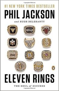 Eleven Rings: The Soul of Success by Phil Jackson Review