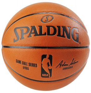 Spalding NBA Indoor/Outdoor Replica Game Ball Review