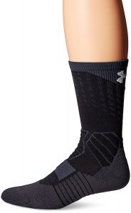 Under Armour Mens Drive Basketball Crew Sock Review