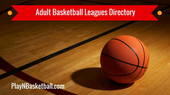 Adult Basketball Leagues Near Me