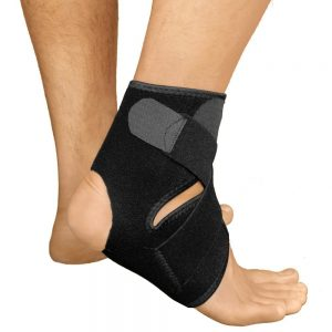 Bracoo Breathable Neoprene Ankle Support Review