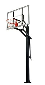 Goalrilla GS In-Ground Basketball Systems with Tempered Glass Backboard Review