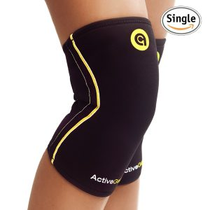 Knee Brace Arthritis Pain Relief Knee Support Heavy Duty Neoprene Sport Compression Sleeve by ActiveGear Review