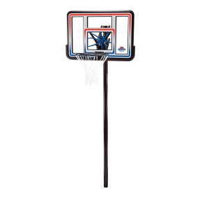Lifetime 1008 In-Ground Basketball Hoop with 44 Inch Acrylic Fusion Backboard Review