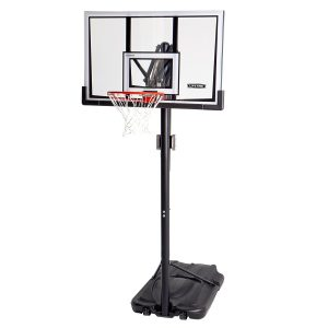 Lifetime 90061 Portable Basketball System 52 Inch Shatterproof Backboard Review