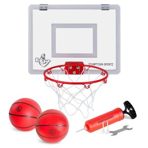 Mini Basketball Hoop with Breakaway Rim by Stumptown Sportz Review