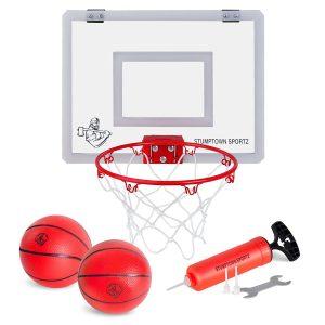 Mini Basketball Hoop with Breakaway Rim by Stumptown Sportz Review