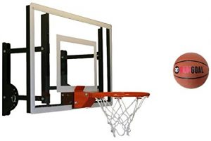 RAMgoal Durable Adjustable Indoor Mini Basketball Hoop and Ball Review