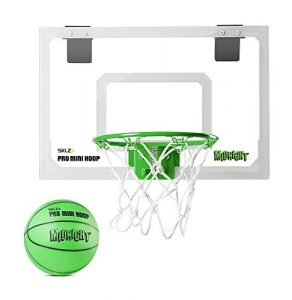 SKLZ Pro Mini Basketball Hoop Glow In The Dark Review