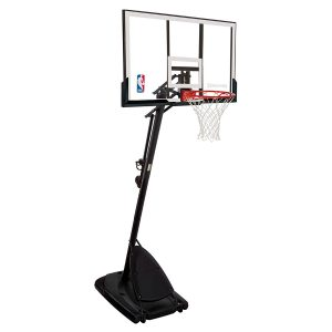 Spalding 66291 Pro Slam Portable Basketball System with 54-Inch Acrylic Backboard Review