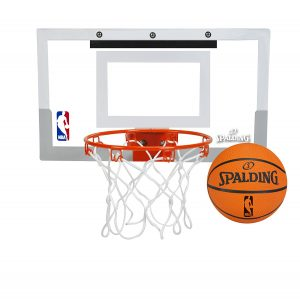 Spalding NBA Slam Jam Over The Door Mini Basketball Hoop Review