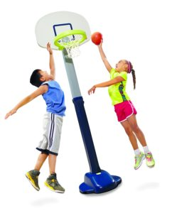 Little Tikes Adjust and Jam Pro Toy Basketball Hoop Review