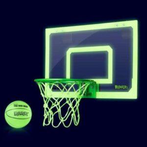 SKLZ Pro Mini Basketball Hoop Glow in the Dark Review