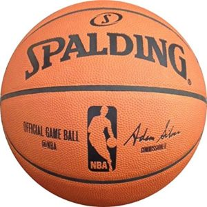 An Official NBA Basketball Review