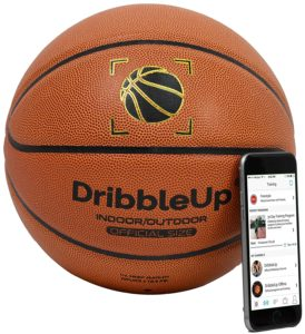 DribbleUp Smart Basketball Review