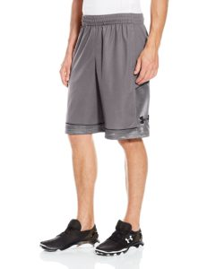 Under Armour Mens Baseline Basketball Shorts Review