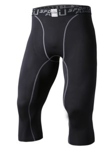 EU Men's Running Compression Pants Review