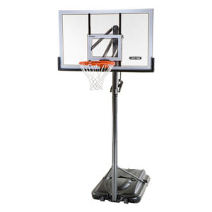 Lifetime 54 Inch Acrylic Portable Basketball Hoop Review