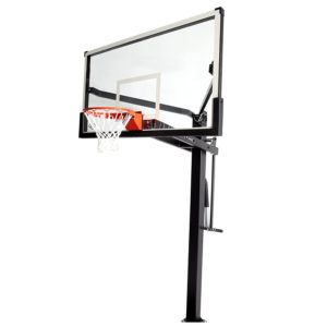 Lifetime Mammoth Height Adjustable In Ground Basketball System Review