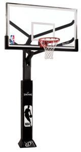 Spalding Arena View In-Ground Basketball System Review