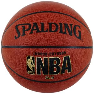 Spalding NBA Zi/O Indoor/Outdoor Basketball Review