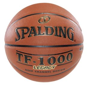 Spalding TF-100 Legacy Indoor Composite Basketball Review