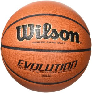 Wilson Evolution Indoor Game Basketball Review
