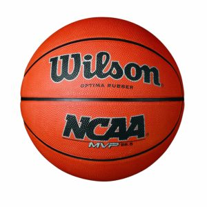 Wilson NCAA MVP Rubber Basketball Review