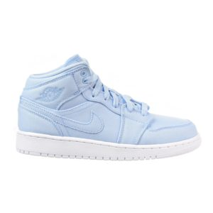 Jordan Nike Kids Air 1 Mid Basketball Shoe Review