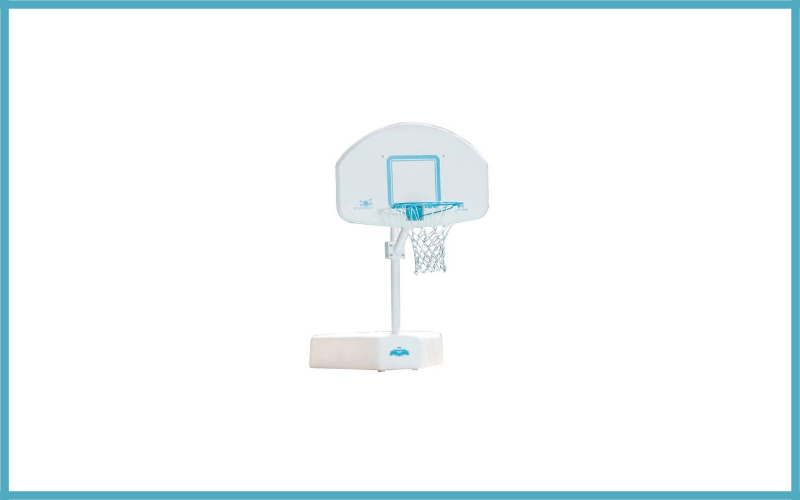 Dunnrite Splash and Shoot Swimming Pool Basketball Hoop with Stainless Steel Rim Review