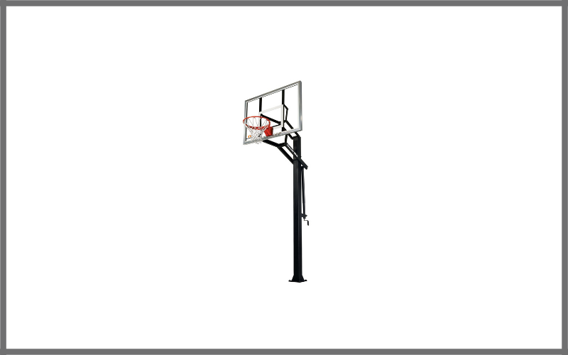 Goalrilla Gs In Ground Basketball Systems With Tempered Glass Backboard Review
