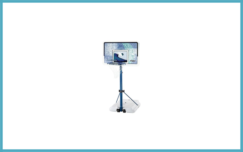 Lifetime 1301 Poolside Basketball System Review