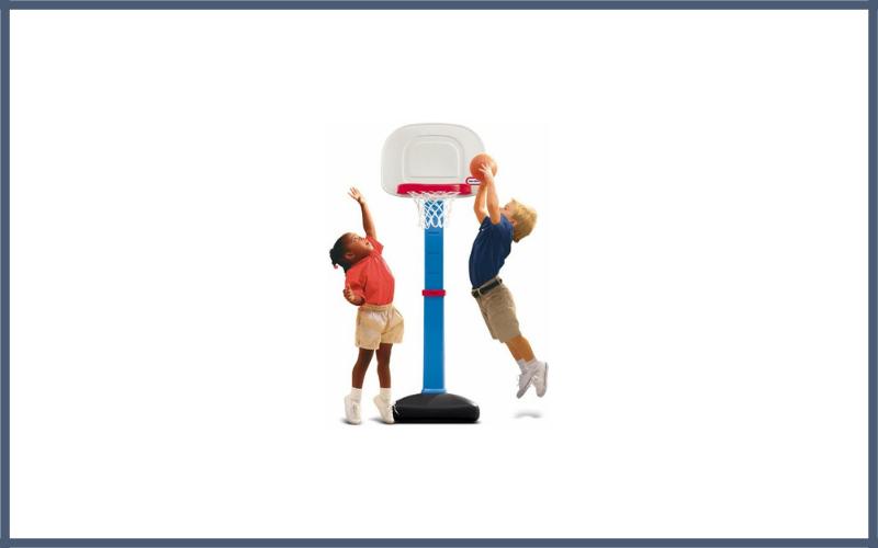 Little Tikes Easyscore Basketball Set Review