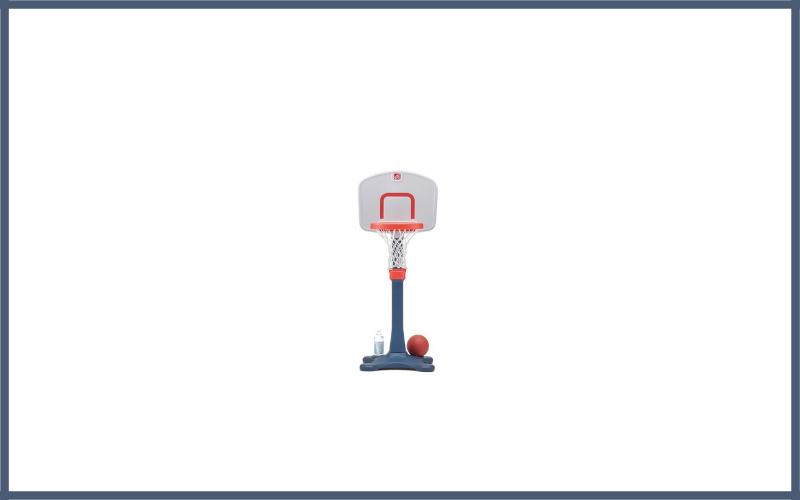 Step2 Shootin Hoops Junior Basketball Set Review