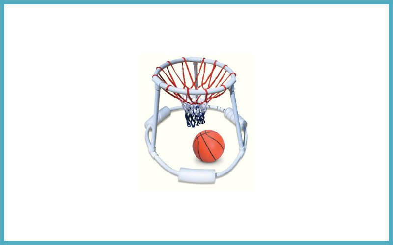 Swimline 9162 Super Hoops Floating Basketball Game Review