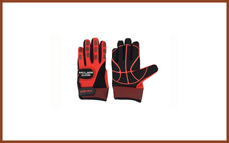 Ball Hog Handling Gloves Review