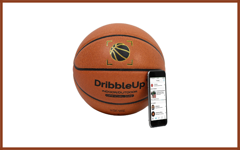 Dribbleup Smart Basketball Review
