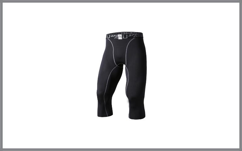 Eu Men's Running Compression Pants Review