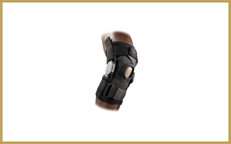 Mcdavid 429x Hinged Knee Brace With Cross Straps Review