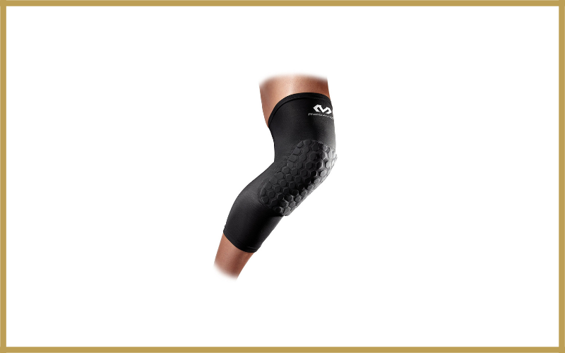 Mcdavid 6446 Hex Padded Compression Leg Sleeve Review