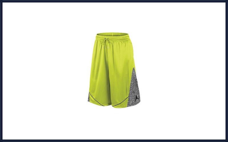 Nike Air Jordan Men's Fly Elephant Basketball Shorts Review