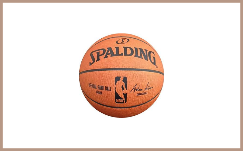 Spalding NBA Official Game Basketball Review