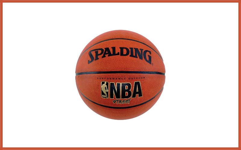Spalding NBA Street Basketball Review