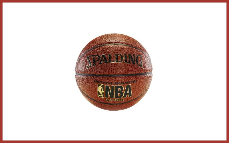Spalding NBA Zi/O Excel Basketball Review