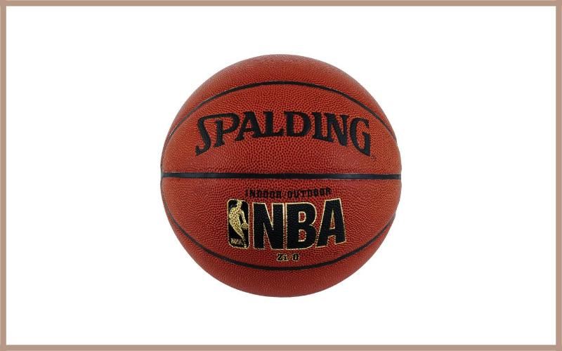 Spalding NBA Zi/O Indoor/Outdoor Basketball Review