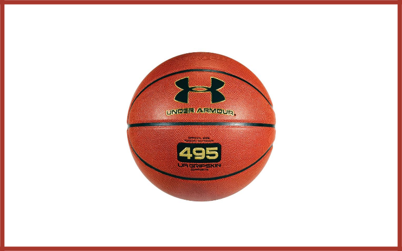 Under Armour 495 Indoor/Outdoor Basketball Review