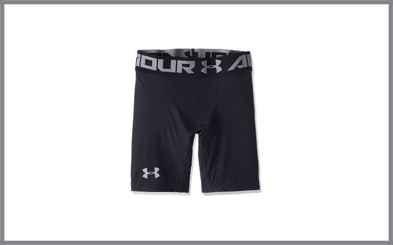 Under Armour Men's Heatgeararmour Mid Compression Shorts Review