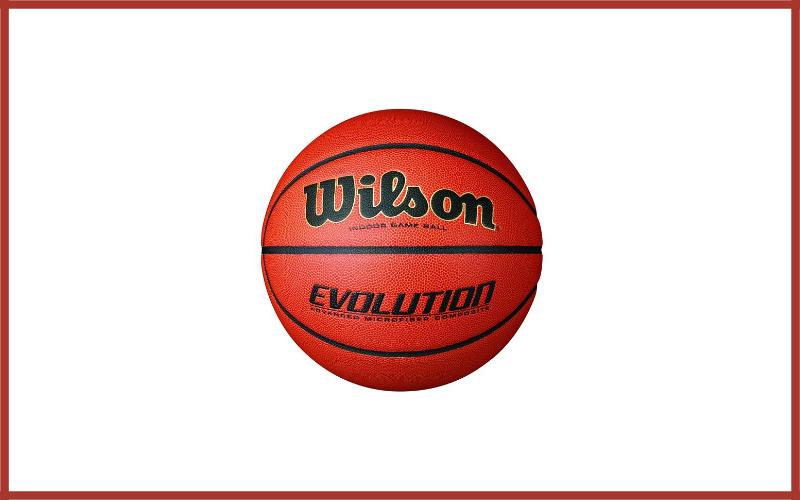 Wilson Evolution Indoor Game Basketball Review