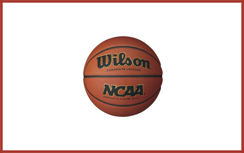 Wilson NCAA Replica Game Basketball Review